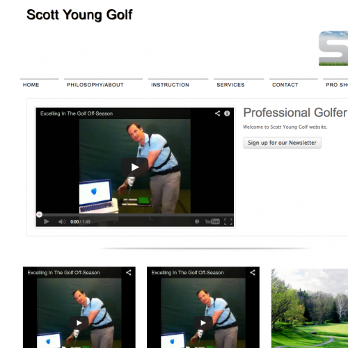 Scott Young Golf